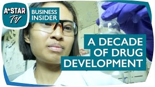 A Decade of Drug Development in Singapore