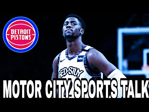 Should Detroit Pistons Trade For Brooklyn Nets Guard Caris Levert!!!