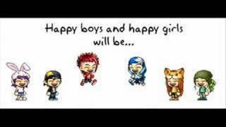 """♫MMV: """"Happy Boys & Girls"""" by Aqua"""