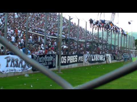 """""""CENTRAL NORTE PREVIA FRENTE A JUVENTUD"""" Barra: Agrupaciones Unidas • Club: Central Norte de Salta"""