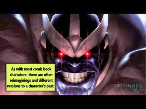 Historie komiksových postav #9: Thanos