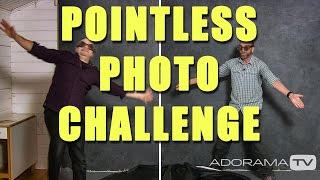 Pointless Photo Challenge: Take And Make Great Photography With Gavin Hoey