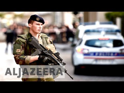 Suspect behind car attack on French soldiers arrested