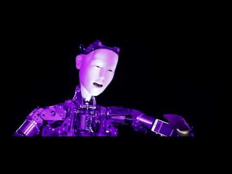 Alter 3, el robot capaz de dirigir una orquesta
