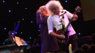 Brian May - Crazy Little Thing Called Love (live Montreux Jazz Festival 19/07/13)