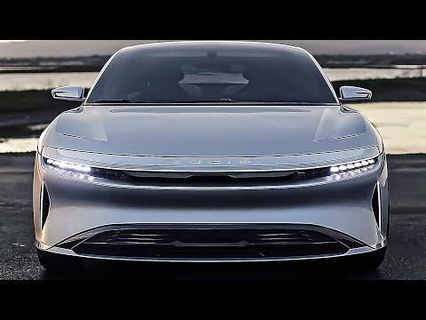 Quảng cáo ô tô điện Lucid Air (2019)