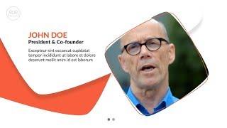 100 Business Slides Presentation - After Effects Template