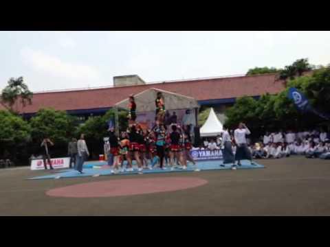 TWICE Cheerleader at SMAN 22 JAKARTA