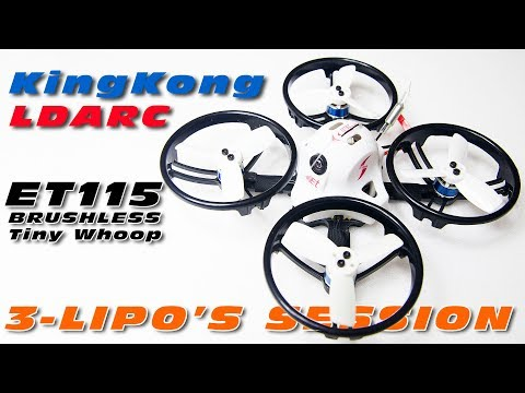 3-lipo\'s parkflying Micro-Quad-FPV session :)