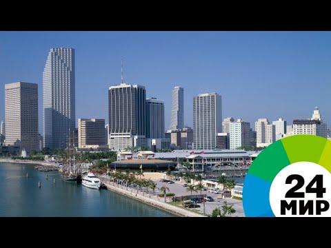 В Майами строят первую парковку для летающих автомобилей
