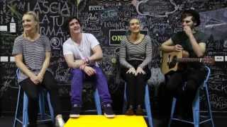 Sheppard   Let Me Down Easy (live Unplugged)