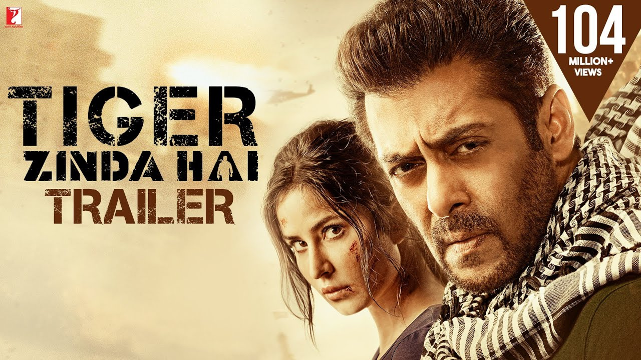 Tiger Zinda Hai Movie Song: Movie Info, Trailers, Songs & Videos