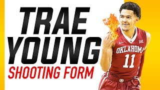 Trae Young Shooting Form Secrets: How To Shoot a Basketball