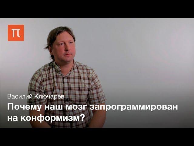 Нейробиология социального влияния - Василий Ключарев