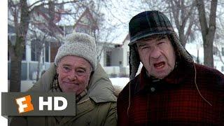 Grumpy Old Men (1/4) Movie CLIP - Not-So-Friendly Neighbors (1993) HD