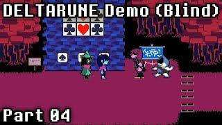 Deltarune Demo, Part 04: Puzzle Solving! (Blind Playthrough/Reactions)