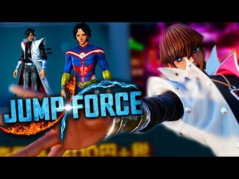 JUMP FORCE Seto Kaiba & All Might DLC Character Pack Release Date Speculation!