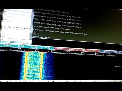 Zakodowana transmisja alfanumeryczna