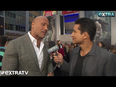 Dwayne 'The Rock' Johnson Reveals Why Daughter Was Rushed to ER Last Month (видео)