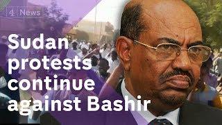 Sudan Protests: Thousands Move Against Omar Al-Bashir