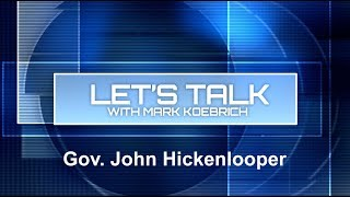 Preview image of Let's Talk with Mark Koebrich - John Hickenlooper