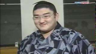 Aki2001Day14Juyokka-me平成13年秋場所14日目