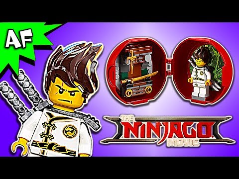 Vidéo LEGO Ninjago 5004916 : Kai's Dojo Pod (Polybag)