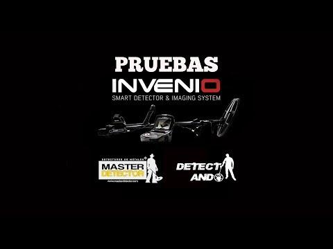 #Detectando Nokta Invenio Pruebas
