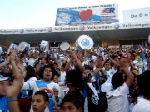 """""""MALKRIADOS - DALE DALE PUEBLA - (BARRAS UNIDAS)"""" Barra: Malkriados • Club: Puebla Fútbol Club"""