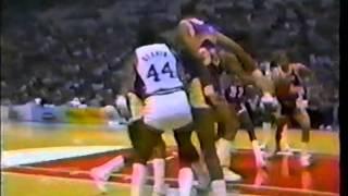 NBA Greatest Duels: Magic Johnson Vs George Gervin (1984)