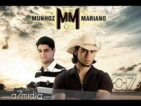 Alô, Final de Semana Chegou - Munhoz e Mariano