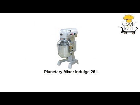 20ltr Indulge Planetary Mixer