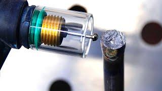 Schweißen nicht schweißbar - Magnesium Titanium Dural