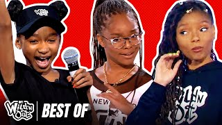 Best Of The Next Generation ft. Lay Lay, Chloe x Halle, & More 🙌 Wild 'N Out