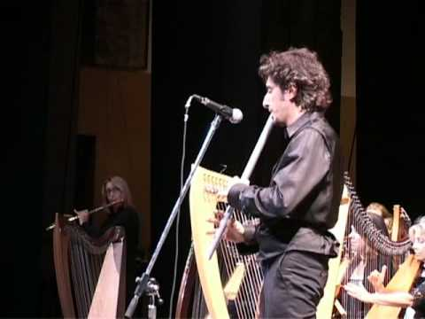 Celtic Harp Orchestra - Kerry the kingdom