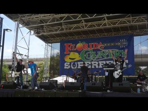 """Stomp On"" - Grayson Rogers LIVE at Florida Country Superfest"