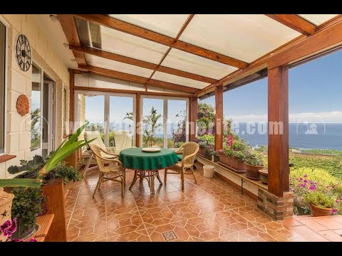 Chalet with amazing views in la Guancha, 315.000 EUR