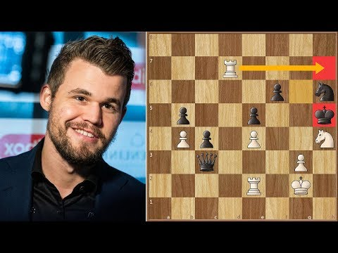 Disgusting Engine Lines | Caruana vs Carlsen || Norway Chess (2019)