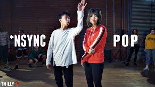 *NSYNC - Pop - Choreography by Willdabeast Adams - ft Jade Chynoweth, Janelle Ginestra, Bailey Sok