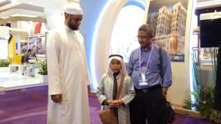 Allahu Akbar Pertemuan Yang Tidak Di Duga Dua Hafiz Quran Syekh Rasyid
