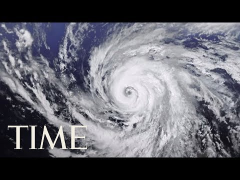 'My Roof Is Gone': Dominica's Prime Minister Shares Live Updates Of Cat 5 Hurricane Maria | TIME