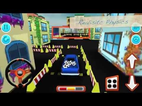 Video of Parking Evolution 3D