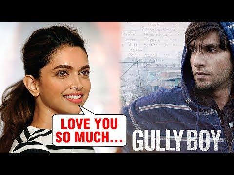 Deepika Padukone PRICELESS Reaction On Gully Boy T