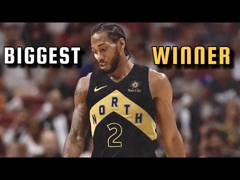 Why Kawhi Leonard is the BIGGEST WINNER of the 2018 NBA Offseason
