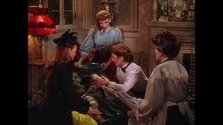 "Tootie's Accident - ""Meet Me in St. Louis"" - Margaret O'Brien, Judy Garland"