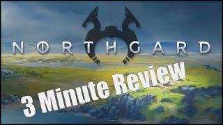 Northgard - 3 Minute Review With Lastbrohican
