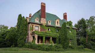 Incredible Abandoned Mansion Worth Millions - They Left Everything