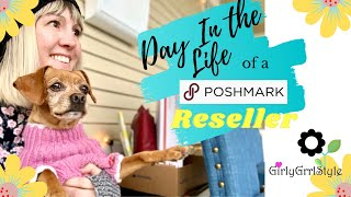 How I Manage Two Poshmark Closets and a Full-Time Job | Shipping, Returns, Time Management