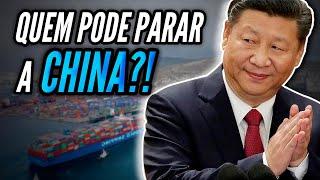 O Plano COMERCIAL da China! O Monopólio do Comércio Mundial em Jogo.