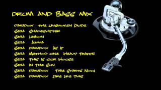 Drum And Bass Mix (Seba Paradox)
